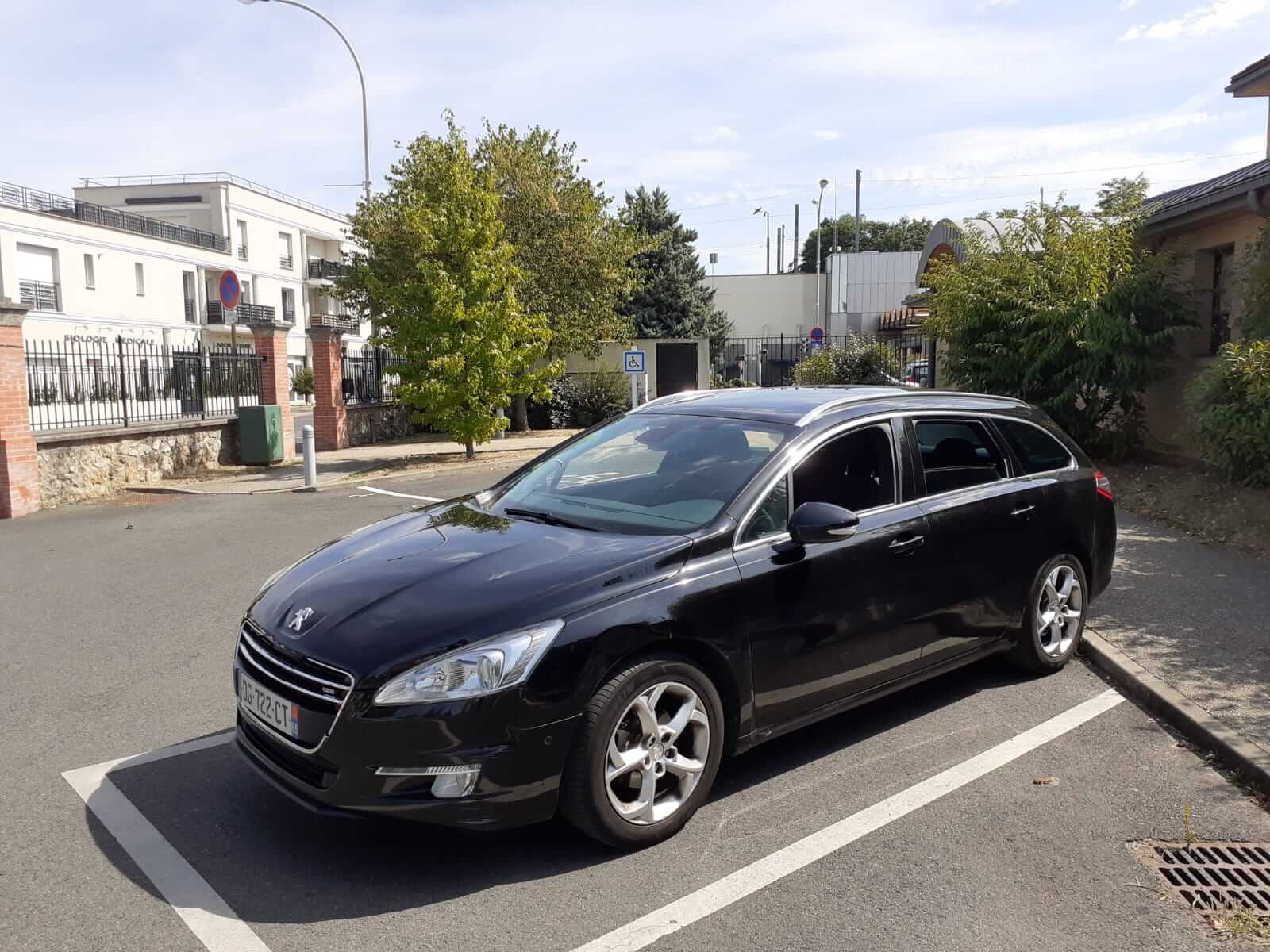 Peugeot 508 break SW ( Été 2019)